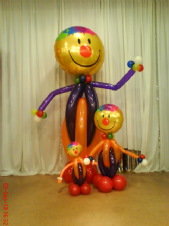 Party Balloon Characters